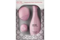 """Набор EOS для губ, рук и тела """"Розовый"""""""