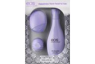 """Набор EOS для губ, рук и тела """"Фиолетовый"""""""