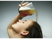 Уход за волосами с помощью пива