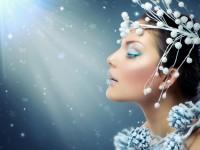 Косметические средства по уходу за кожей и волосами в зимнее время
